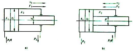 一体单杆机电路图