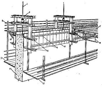 基础木模板施工方案
