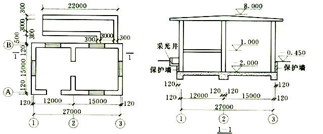 【例6-6】某砖混结构柱