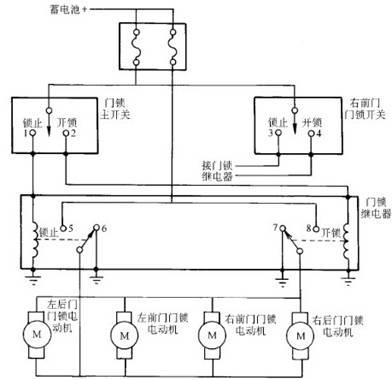 钱泉全自动家用增压泵接线图