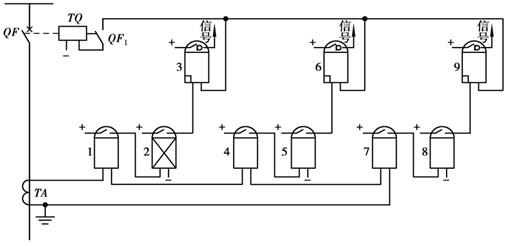 -电流继电器的返回系数,机电型继电器